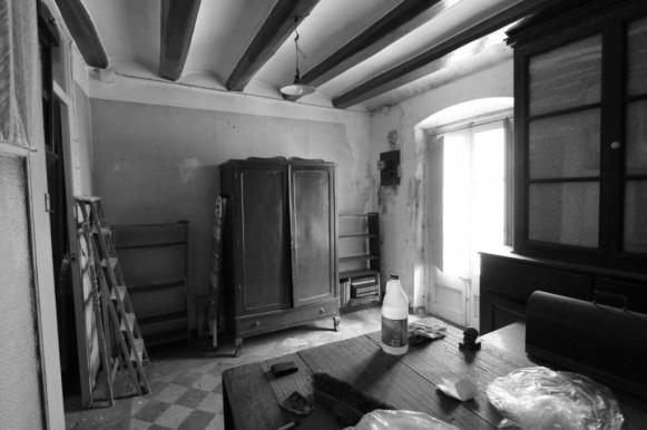 piso antiguo